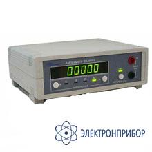Амперметр (с интерфейсом передачи данных) СА3010/3-232,485