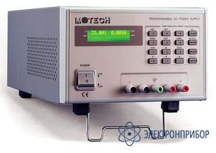 Программируемый линейный источник питания с вынесенной цепью обратной связи PPS-1007