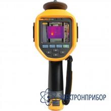 Тепловизор с системой автофокусировки lasersharp™ и беспроводным подключением Fluke Ti400