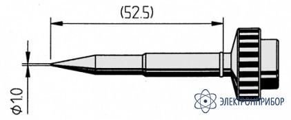 Конус 1,0мм (к techtool) 612BD-LF