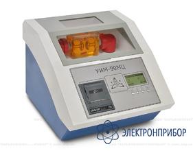 Установка испытания пробивного напряжения масла цифровая УИМ-90МЦ (100 кВ)