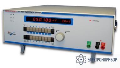 Программируемый калибратор постоянного тока и напряжения TE5018