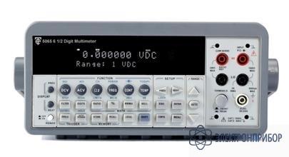 Прецизионный цифровой мультиметр 6.5 разрядов TE5065