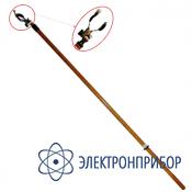 Штанга изолирующая универсальная (до 110 кв) ШОУ-110