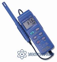 Измеритель температуры и влажности CENTER 313
