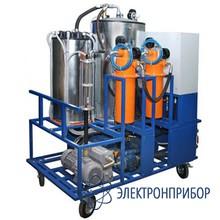 Мобильная установка для комплексной очистки трансформаторного масла ВГБ-1000