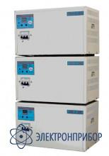 Трехфазный стабилизатор переменного напряжения с блоком контроля фаз СН 12000/3