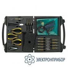Набор из 18 антистатических инструментов в кейсе 2280