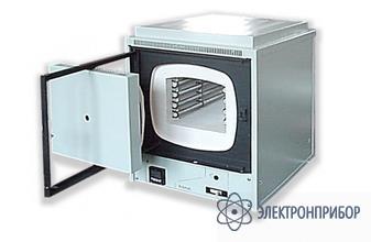 Электропечь SNOL 6,7/1300 с интерфейсным терморегулятором
