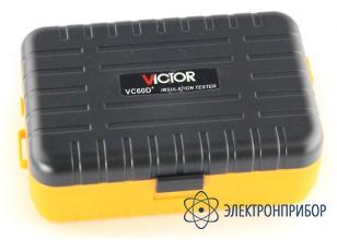 Измеритель сопротивления изоляции Victor VC60D+