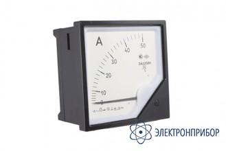 Амперметр щитовой аналоговый переменного тока ЭА2258М кл.1,5