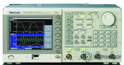 Универсальный генератор сигналов AFG3102C