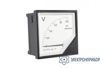 Вольтметр щитовой аналоговый переменного тока ЭВ2259М