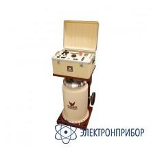 Мобильная установка для испытания изоляции переменным напряжением  до 100кв, 50гц, мощность 7,5ква 6CP100/50-7,5