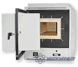 Электропечь SNOL 7,2/900 с программируемым терморегулятором