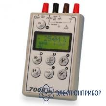 Калибратор токовых петель TE7005