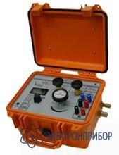 Калибратор давления с встроенным регулятором (вакуум, 0.2, 2, 5, 10, 20 бар) TE7016