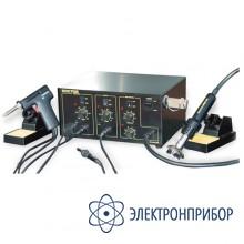 Трехканальная паяльная станция Quick-702 ESD
