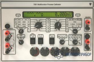 Модуль калибратора технологического контроля TE7061