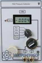 Калибровочный модуль давления с регулятором (вакуум, 0.2, 2, 5, 10, 20 бар) TE7062