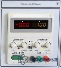 Регулируемый источник питания 60в постоянного тока в 3a TE7086
