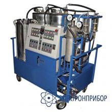 Мобильная установка для очистки трансформаторного масла УВФ-20000 R