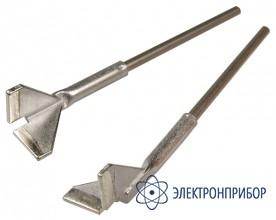 Насадки угловые (пара) к термопинцету, 12,5x12,5мм (plcc28) 452QDLF125 (422QD1)