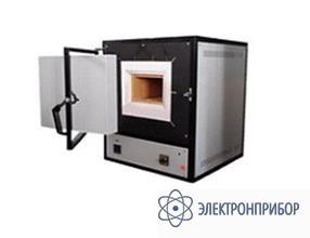 Электропечь SNOL 7,2/1200 с программируемым терморегулятором