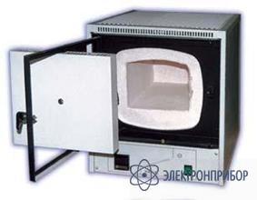 Электропечь SNOL 8,2/1100 с программируемым терморегулятором