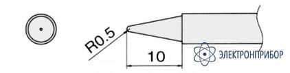 Сменные композитные паяльные головки для паяльников с подачей азота T13-B2