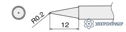 Сменные композитные паяльные головки для паяльников с подачей азота T13-BL