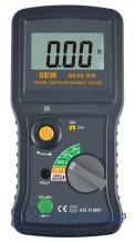 Цифровой измеритель сопротивления заземления 8020 ER