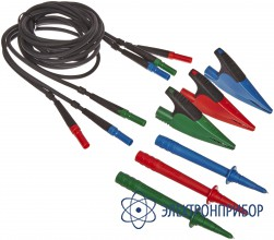 Стандартные тестовые провода для fluke 165x Fluke TL165X