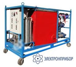 Мобильная установка для очистки масляных гидросистем ОМГ-50