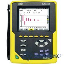 Анализатор параметров электрических сетей, качества и количества электроэнергии C.A 8332B + MN93A