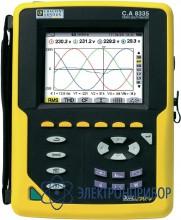 Анализатор параметров электросетей, качества и количества электроэнергии C.A 8335 QUALISTAR PLUS