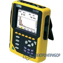 Анализатор параметров электросетей, качества и количества электроэнергии (с клещами ampflex 450 мм) C.A 8335 QUALISTAR PLUS+AmpFlex450