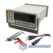 Цифровой мультиметр + по и кабель Fluke 8808A/SU