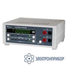 Ваттметр (без интерфейса передачи данных) СР3010/1-000
