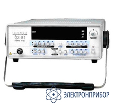 Частотомер электронно-счетный Ч3-81