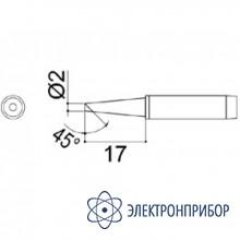 Паяльная сменная головка для паяльников hakko 907/907esd HAKKO 900M-T-2BCZ