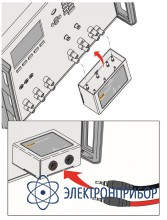 Адаптер 90 а и кабели сильного тока Fluke 6003A-90A
