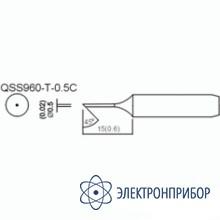 Насадка паяльная для quick QSS960-T-0,5C
