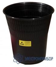 Антистатическое ведро для мусора 13 литров A-9500
