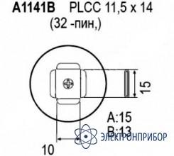 Сменная головка для hakko 850b, 852b, fr-801, fr-802, fr-803 A1141B