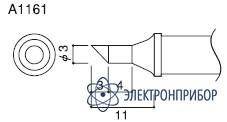 Паяльная сменная композитная головка для станции hakko fx-838 A1161