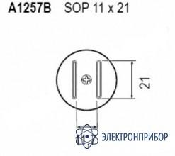 Сменная головка для hakko 850b, 852b, fr-801, fr-802, fr-803 A1257B