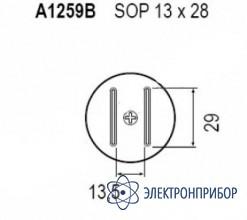 Сменная головка для hakko 850b, 852b, fr-801, fr-802, fr-803 A1259B