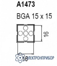 Головка bga A1473
