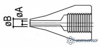 Сменные головки для накко 815, 816 A1501